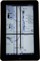 Showing Airport Diagram